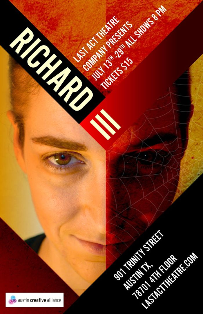 Richard III (an all female staging) by Last Act Theater Company