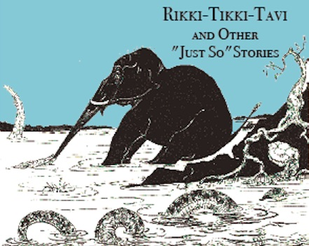Rikki-Tikki-Tavi and Other Just-So Stories by Magik Theatre