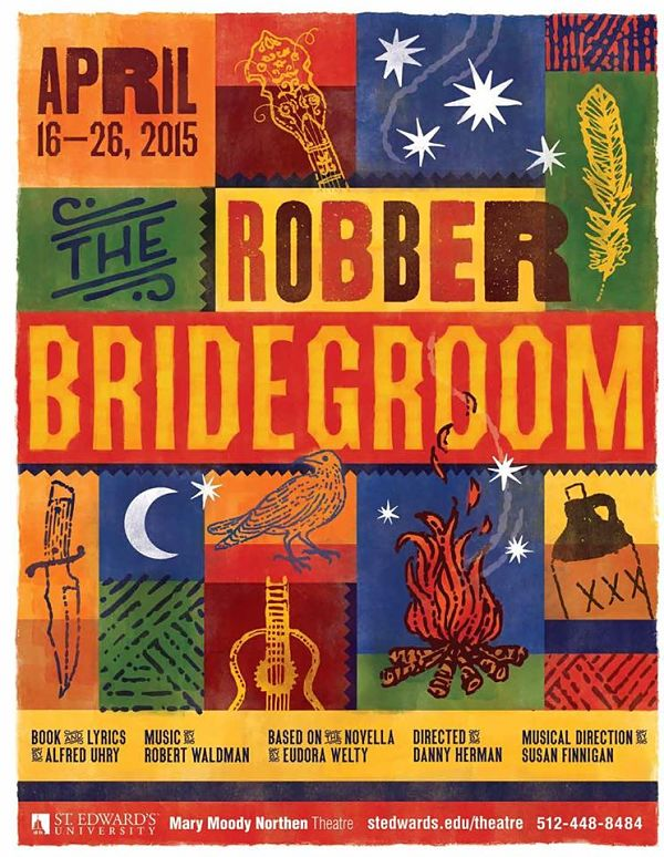 The Robber Bridegroom by Mary Moody Northen Theatre