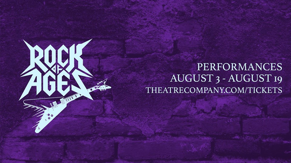 Rock of Ages by The Theatre Company