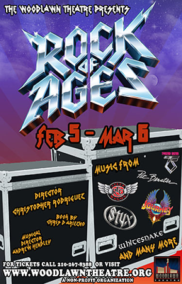 Rock of Ages by Woodlawn Theatre