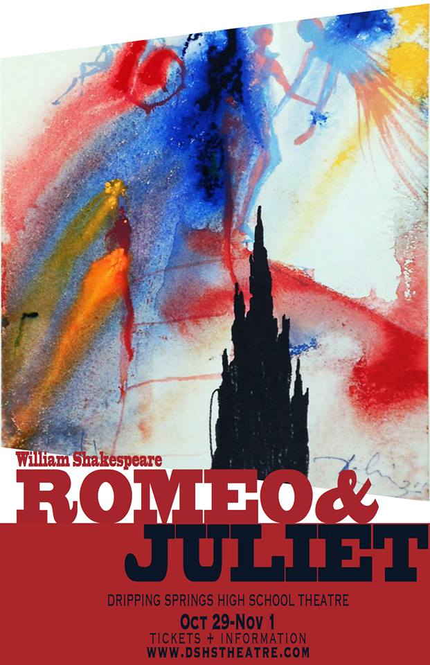 Romeo and Juliet by Dripping Springs High School Theatre