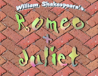 Romeo and Juliet by Sam Bass Community Theatre
