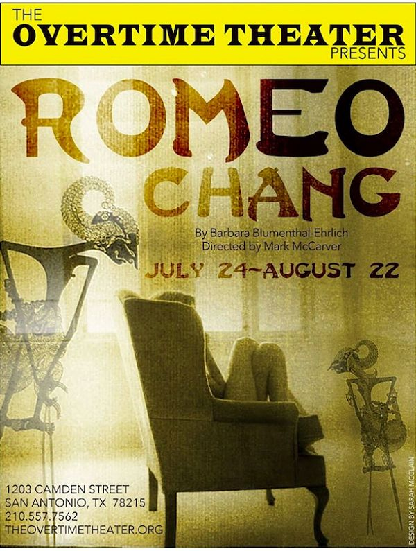 Romeo Chang by Overtime Theater
