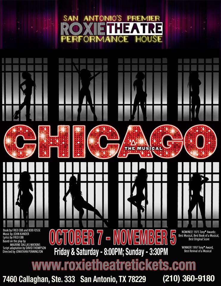 Chicago by Roxie Theatre Company