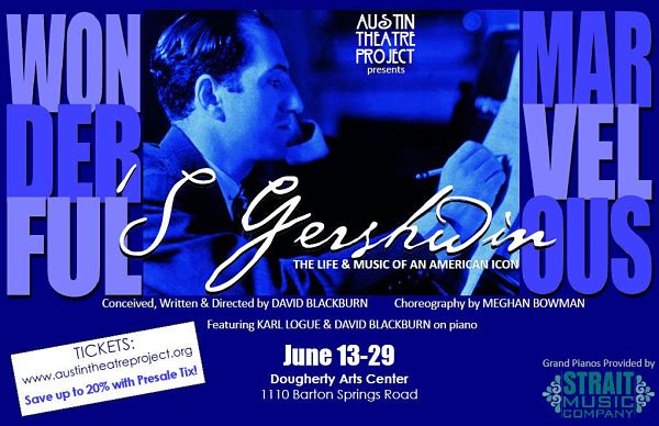 'S Gershwin by Austin Theatre Project