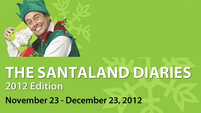 The Santaland Diaries by Zach Theatre