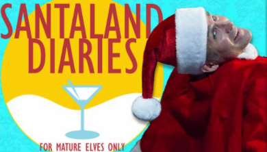 The Santaland Diaries by Georgetown Palace Theatre
