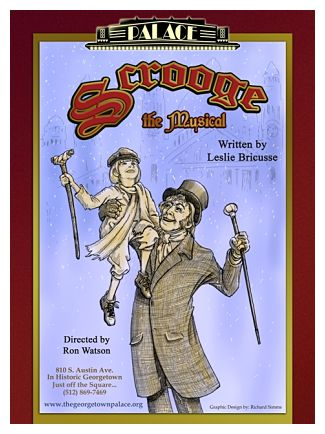 Scrooge, the musical by Georgetown Palace Theatre