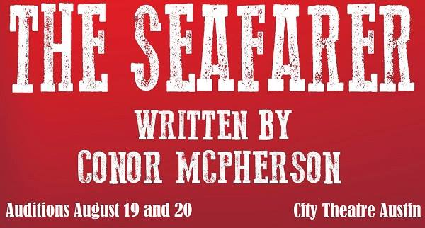 Auditions for The Seafarer, by City Theatre Company