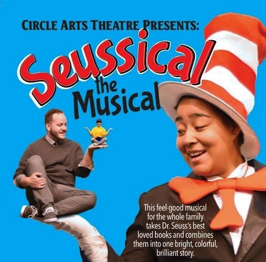 Seussical, the musical by Circle Arts Theatre