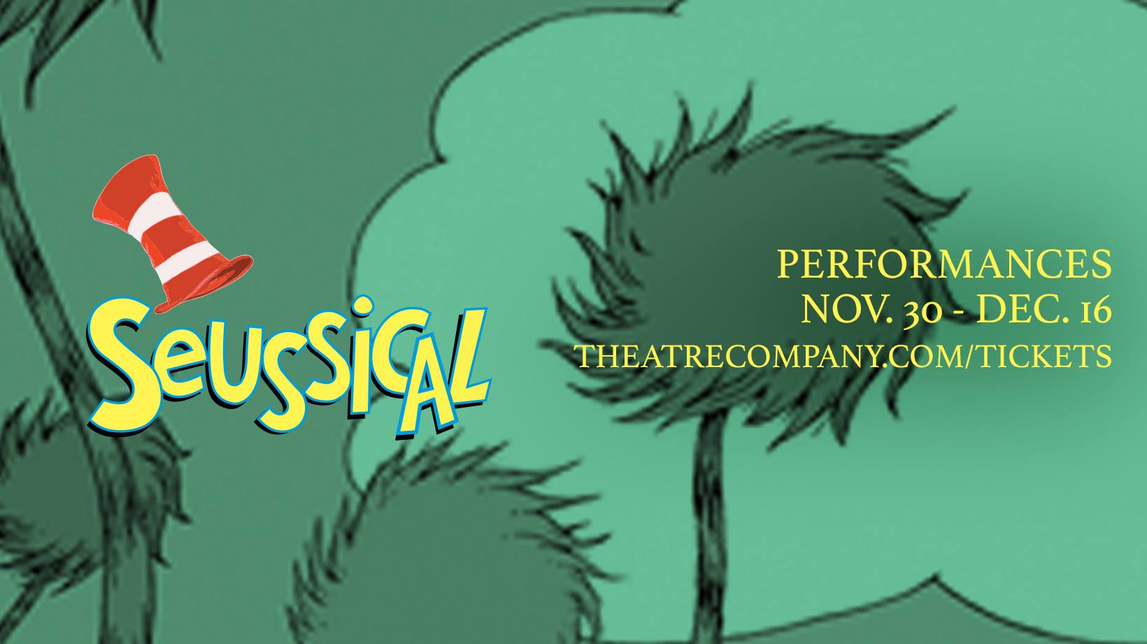Seussical, the musical by The Theatre Company