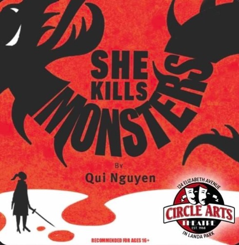 She Kills Monsters by Circle Arts Theatre