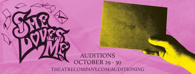 Auditions for She Loves Me by The Theatre Company of Bryan - College Station