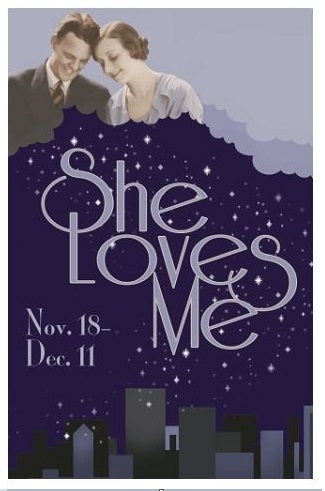 She Loves Me by Wimberley Players