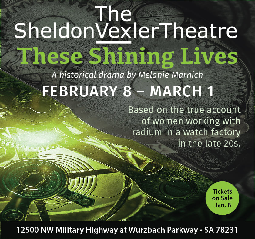 These Shining Lives by Vexler Theatre