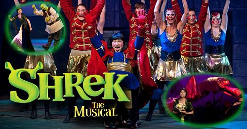 Shrek The Musical by Georgetown Palace Theatre