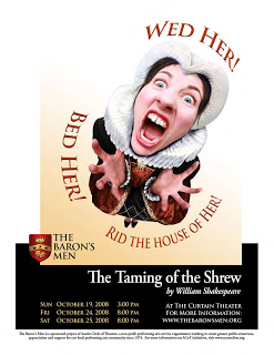 an overview of the comedy in taming of the shrew a play by william shakespeare The taming of the shrew is a comedy  adapted by taylor from william shakespeare 's play,  the official logo of the woodward shakespeare festival overview.
