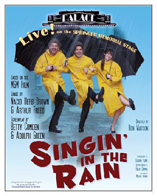 Singin' in the Rain by Georgetown Palace Theatre