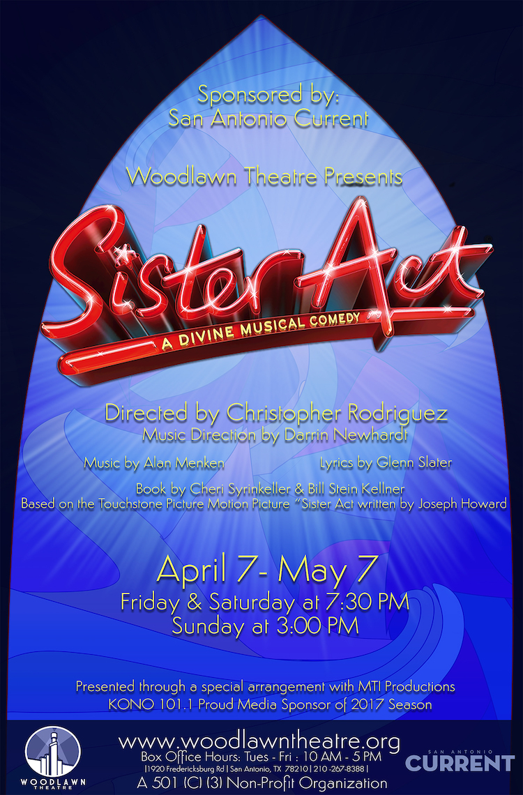 Sister Act by Woodlawn Theatre