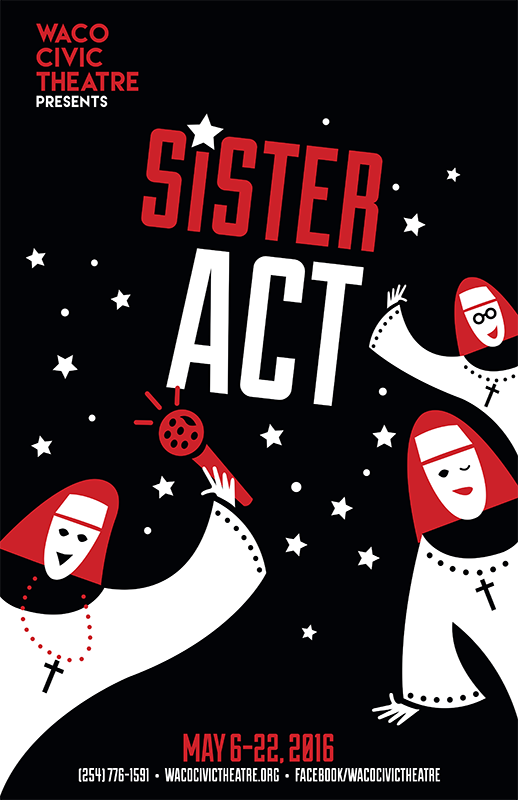 sister act ctx live theatre