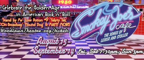 Smokey Joe's Cafe by Woodlawn Theatre