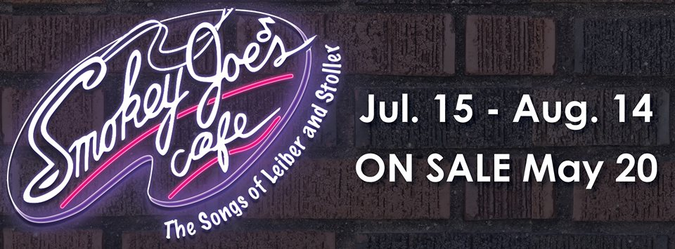 Smokey Joe's Cafe by Georgetown Palace Theatre
