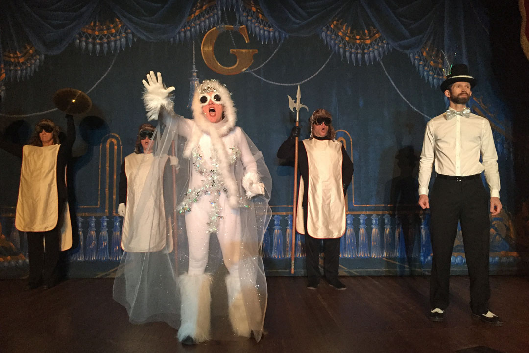 Snow Queen 2 - Riddle of Eternity by Scottish Rite Theater