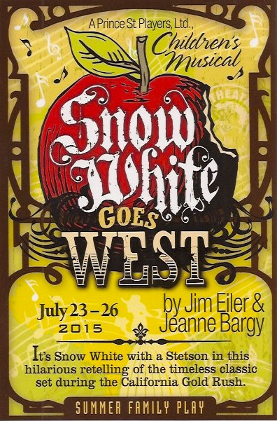 Snow White Goes West by Unity Theatre