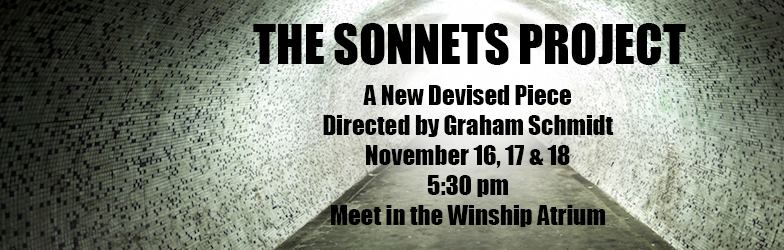The Sonnets Project by University of Texas Theatre & Dance