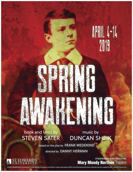 Spring Awakening by Mary Moody Northen Theatre