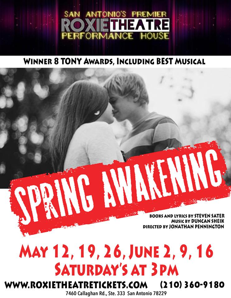 Spring Awakening by Roxie Theatre Company