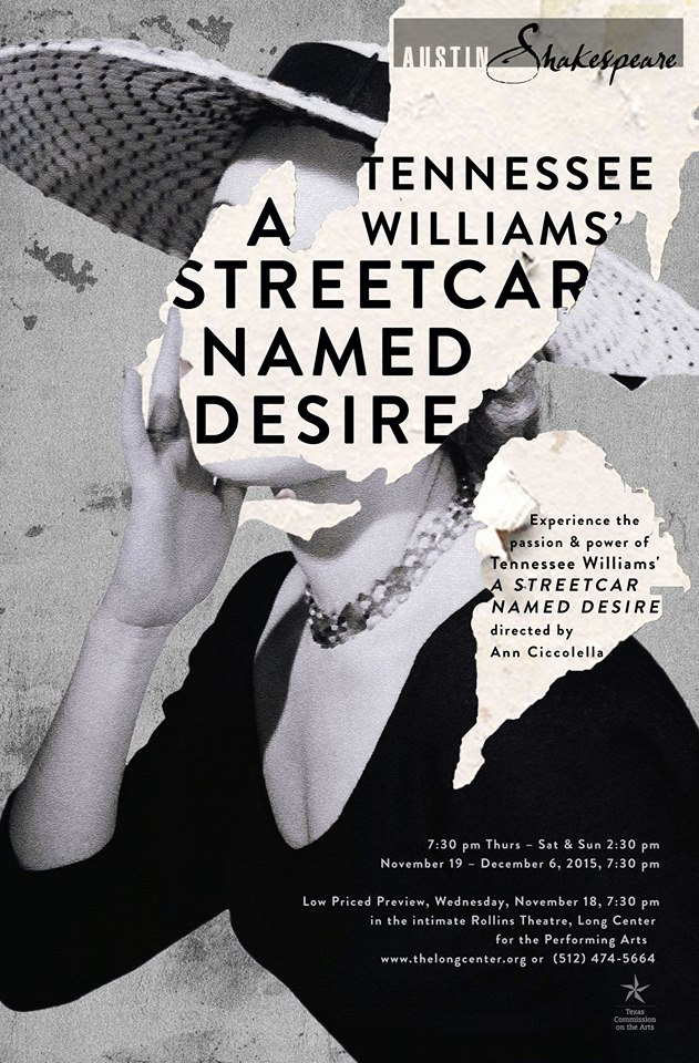 A Streetcar Named Desire by Austin Shakespeare