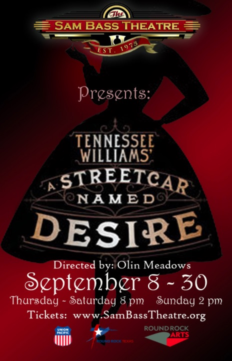 A Streetcar Named Desire by Sam Bass Community Theatre