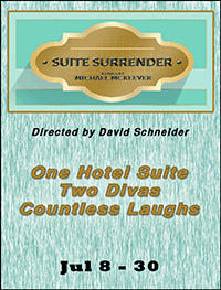 Suite Surrender by Gaslight Baker Theatre