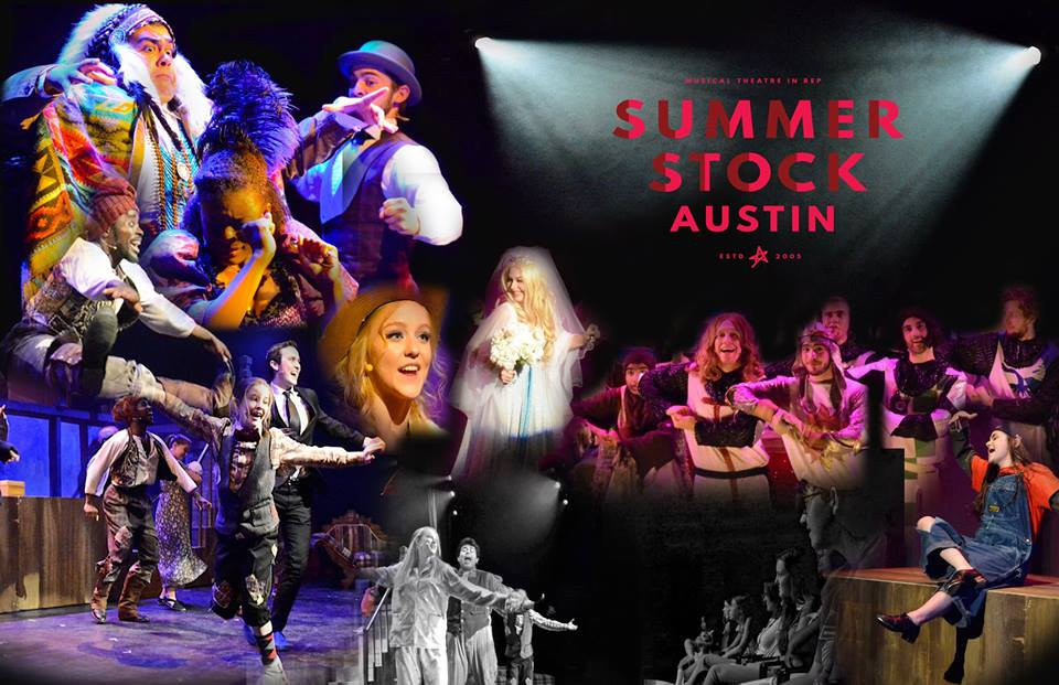 Auditions for 2018 Season, by SummerStock Austin