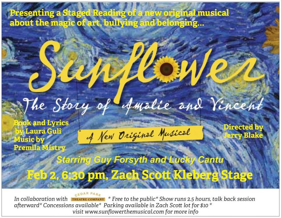 Sunflower by Cedar Park Theatre Company