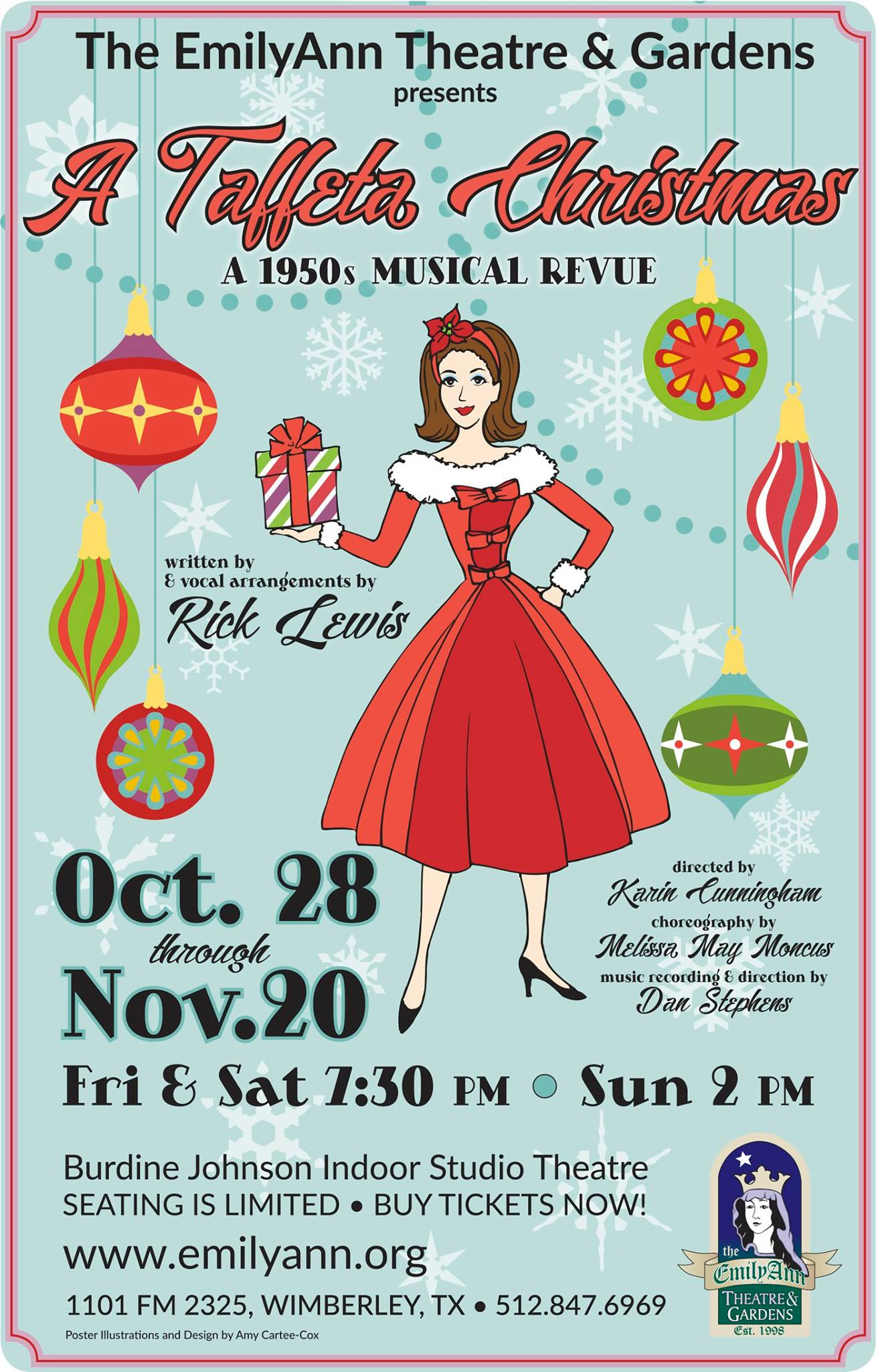A Taffeta Christmas by Emily Ann Theatre