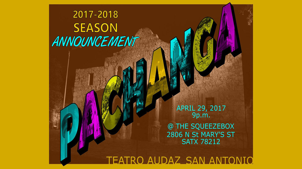 TASA Pachanga by Teatro Audaz