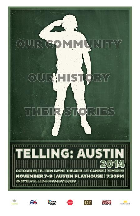 The Telling Project by Austin Playhouse