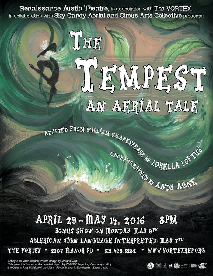 The Tempest by Renaissance Austin