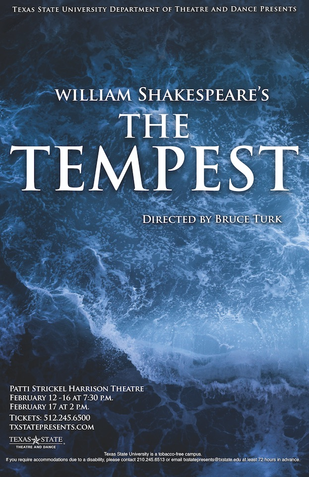 The Tempest by Texas State University