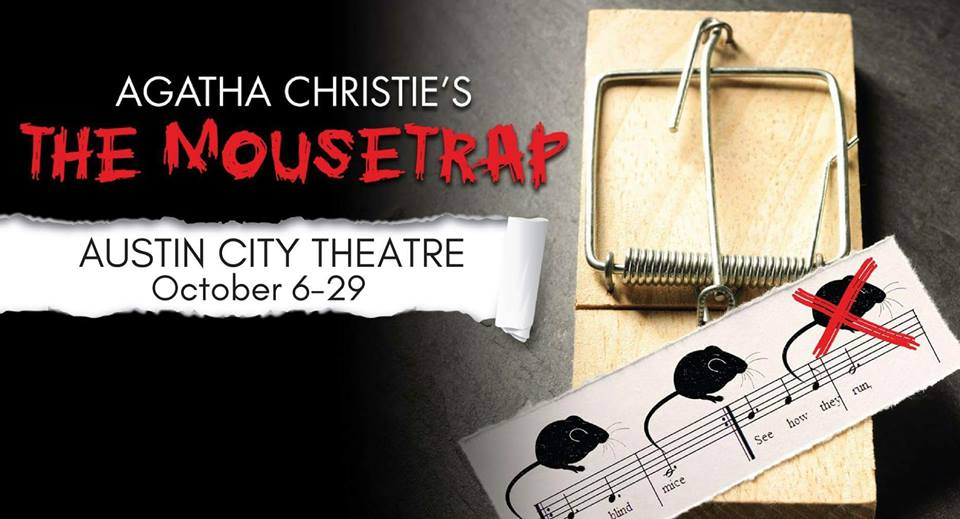 The Mousetrap by City Theatre Company