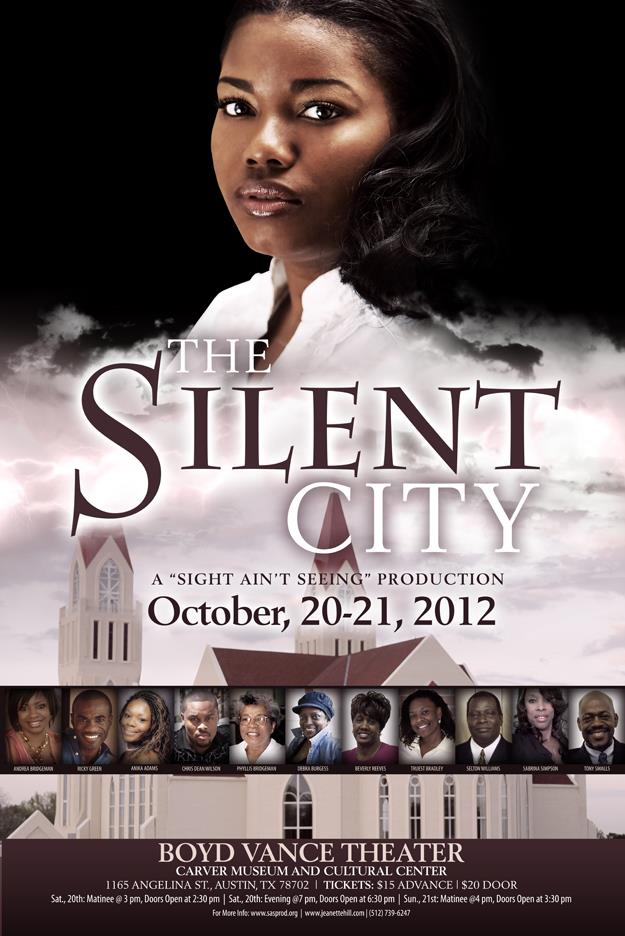 The Silent City by JW Hill Productions, LLC
