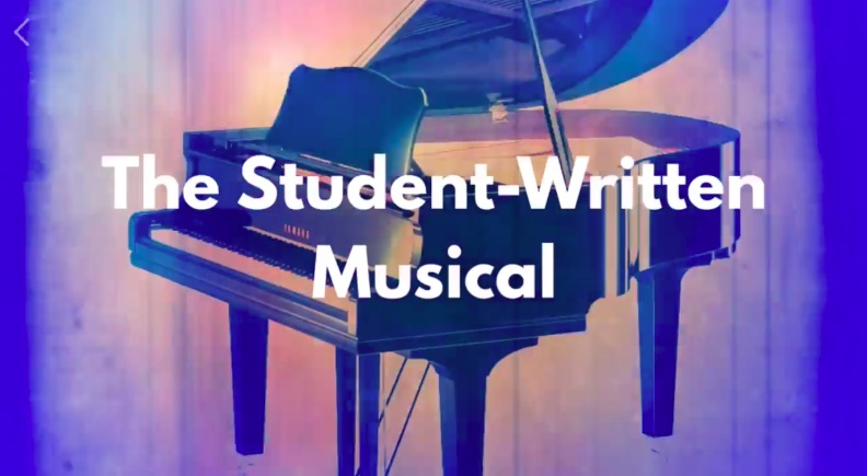 The Student-Written Musical by McCallum Fine Arts Academy
