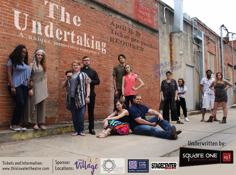 The Undertaking by This Is Water Theatre
