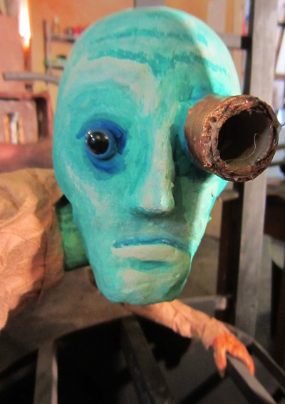 The Head by Trouble Puppet Theatre Company