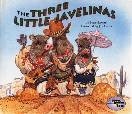 The Three Javelinas by Magik Theatre