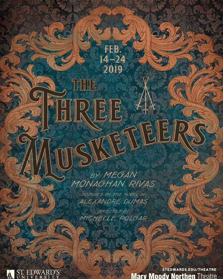 The Three Musketeers by Mary Moody Northen Theatre