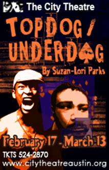 Top Dog/Underdog by City Theatre Company